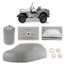 WILLYS CJ2A 5 Layer Sport Utility Car Cover Outdoor Water Proof Rain Sun Dust