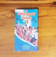 A Very Brady Sequel on VHS Rare and OOP Cult Comedy Sealed New