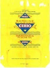 SCALA 1:12 OLIO D/'OLIVA etichetta su una resina bottletumdee Casa delle Bambole Accessorio