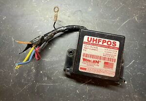 Whelen UHFPOS Universal Headlight Flasher Used Tested And Working Condition