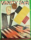 Backgammon Matches w/ 48 Bakelite Sticks c1930s