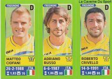 614 ciofani Crivello italia Frosinone calcio sticker calciatori 2015 panini