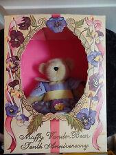 New Muffy Vanderbear 10Th Anniversay