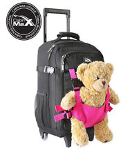 Cabin Max Bear Childrens Luggage Carry On Hybrid Trolley / Backpack