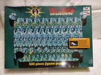 Vintage 1991 3D Illusions Magic Eye 500 pc Jigsaw Puzzle - Paul Lamond Games NEW