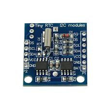 MODULO TINY I2C DS1307 REAL TIME CLOCK MODULE ARDUINO RTC PCE