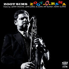 Zoot Sims - Zoot-O-Rama by  (CD, Aug-2002, Ocium Records (Spain)