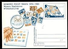 POLONIA - Intero post. - 1984 - (P923) -