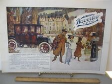 Vintage Print,WAVERLY ELECTRIC,Car Advertisement