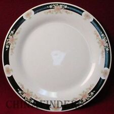 CROWN MING china ADRIANA gold trim DINNER PLATE