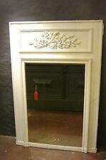 Spiegel  Wandspiegel Stuckspiegel mirror trumeau Louis XVI Kamin Rahmen Stuck