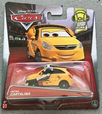 CARS 2 - PETRO CARTALINA - Mattel Disney Pixar