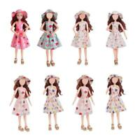 Doll Clothes E7O4 1 PCS Fashion Outfit Jumpsuit For 11 in