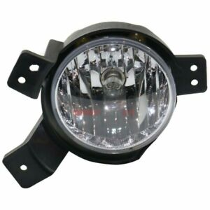 NEW FOG LAMP ASSEMBLY FRONT LEFT FITS 2017-2019 CHEVROLET TRAX 42549355