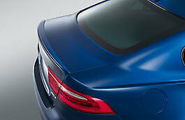Genuine Jaguar XE Rear Boot Spoiler (Primed) Part T4N5462LML