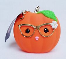 Bath & Body Works Orange PUMPKIN Standing Pocketbac Holder Sleeve Case Table