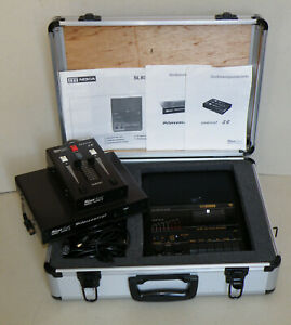 Müwo Pilotcontrol, Control IC Modular System C + Stereo Recorder Nokia SL 837