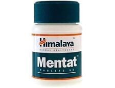 Herbal Mentat 60 Tablets for Reduces Stress Enhances Memory Concentration