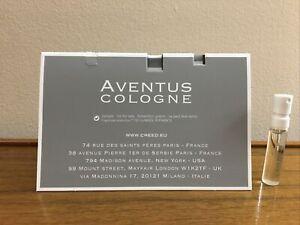 Creed AVENTUS COLOGNE 2019 for men Spray Sample 2.5 ml NEW