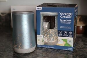 Yankee Candle New ScentLight with Fragranced Fan Technology