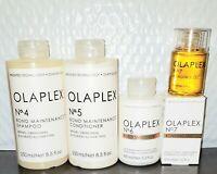 Olaplex No 4, No 5, No 6 and No 7 SET *Guaranteed Authentic & Sealed*