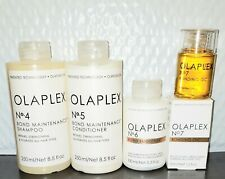 Olaplex No 4, No 5, No 6 and No 7 SET *Guaranteed Authentic & Sealed*