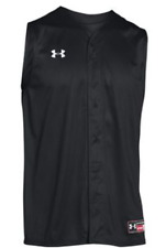 Under Armour Baseball Softball Black Vest Game Ignite Size 3XL New n Package $60