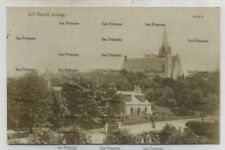 More details for aberdeenshire postcard united free uf church kemnay 1910s by valentine
