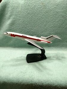 Aero Classic Western Airlines Model 727 Airplane N2807W  w/ Stand