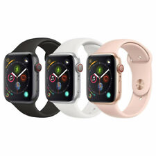 Reloj de Apple serie 5 40mm Gps Celular LTE Aluminio Plata Oro Gris espacial