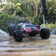 RC Car 33MPH 1/12 Scale Electric Monster Hobby Truck With Waterproof Electronics