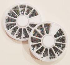 Decoración cristales de resina para uñas