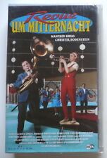 REVUE UM MITTERNACHT - Manfred Krug, Christel Bodenstein - VHS > NEW!