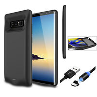 Slim & Portable Power Bank Battery Charger Case Samsung Galaxy  Note 10 20 Ultra