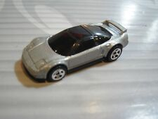 2018 HOT WHEELS loose  = `90 ACURA NSX = SILVER 5sp