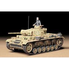 TAMIYA 35215 allemand Pz. KPFW. III Ausf. L Réservoir 1,35 kit de modèle militaire
