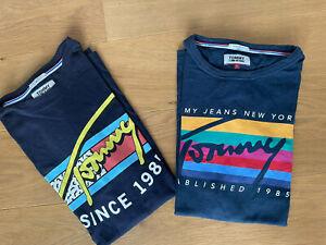 2 x Tommy Hilfiger T-Shirt Gr. L regular fit