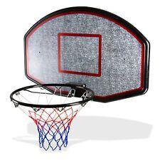 Dema Basketballbrett mit Ring und Netz, 70090