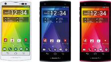 Fujitsu Arrows V F-04E White Android Smartphone docomo Unlocked 3G