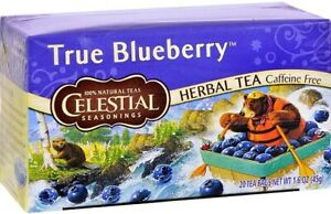 Celestial Seasonings Tea True Blueberry