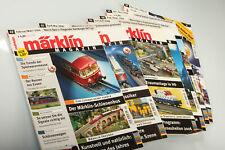 Märklin Almac Generación 2006 Libros de Ejercicios 1-6 Usado Estado con Defectos