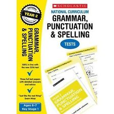 Grammar, Punctuation and Spelling Test - Year 2: Year 2 by Graham Fletcher,...
