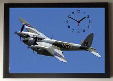 De Havilland Mosquito A4 Picture Clock