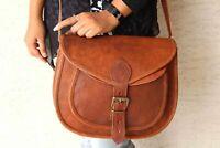 Women's Leather Crossbody Bag Satchel Purse Handbag Hobo Messenger Sling Bags