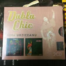 AURA URZICEANU seara de jazz cu AURA CD   AURA CD new sealed box