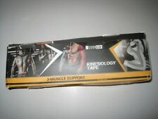 Kinesiology Tape - Therapeutic Sport K Tape roll for Athletes and Therapists
