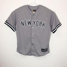 Majestic Mens Xl Derek Jeter Yankees Jersey 1h29