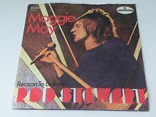 Rod Stewart Maggie May/Reasons to Believe Mercury 7 Inch