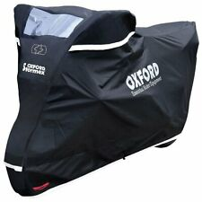 Oxford STORMEX Waterproof Motorbike Motorcycle Outdoor Cover Large CV332