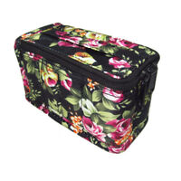 Travel Aromatherapy Essential Oil Storage Carry Bag 8 Bottles Storage Case Box